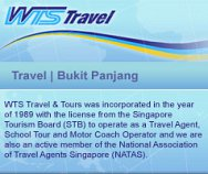 WTS Travel & Tours Pte Ltd