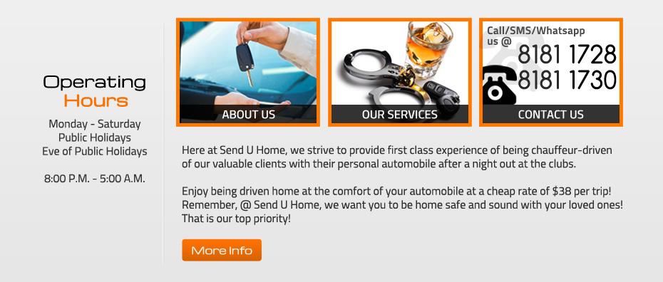 Send u home valet services for 1201 salon dc reviews