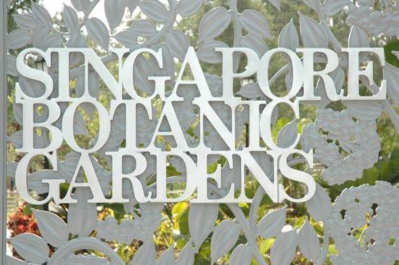 Singapore travel guide singapore botanic gardens