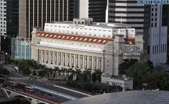 Singapore Fullerton Hotel
