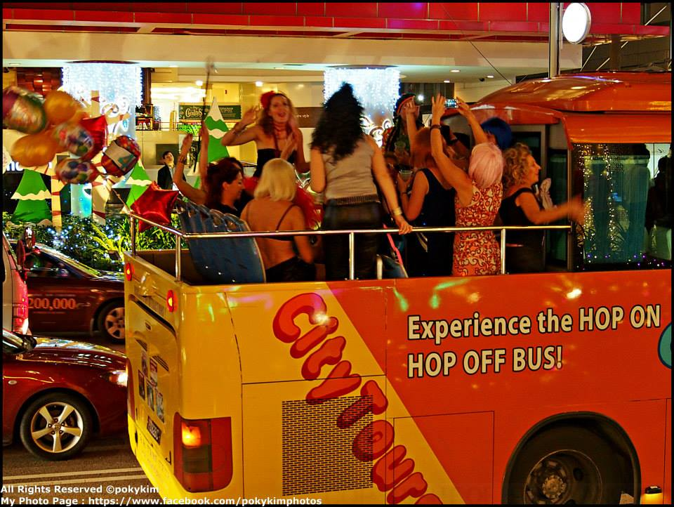 Singapore Hop On Buses