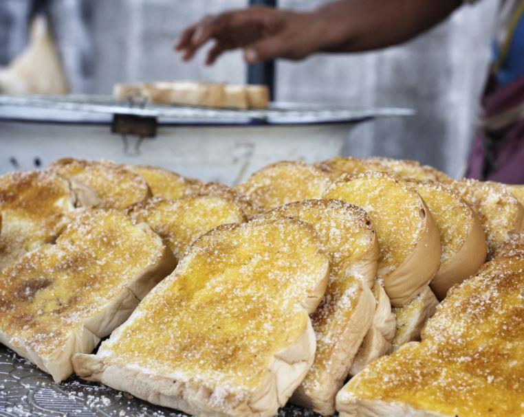 kaya Toast Bread
