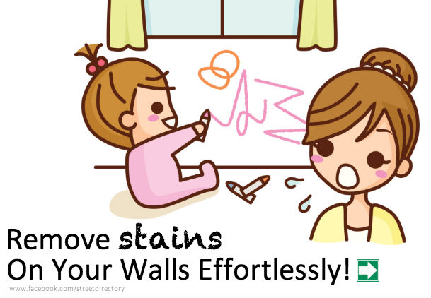 remove stains on your walls effortlessly - How To Remove Stains From Walls