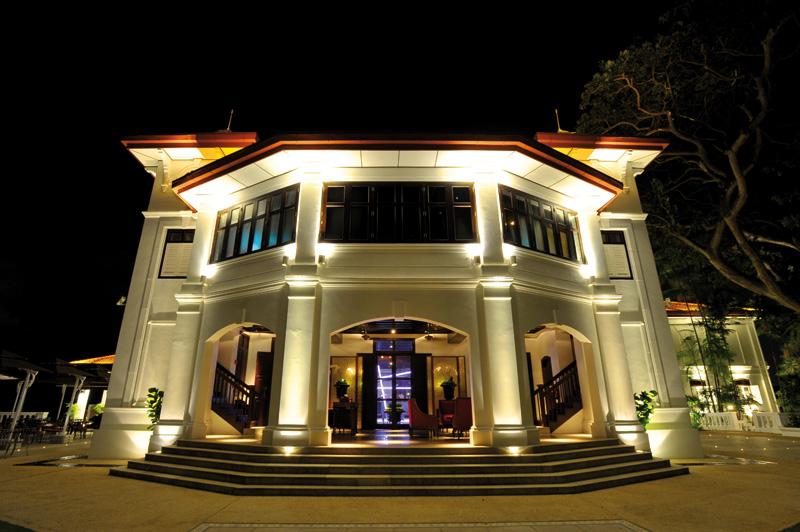 Alkaff Mansion Today