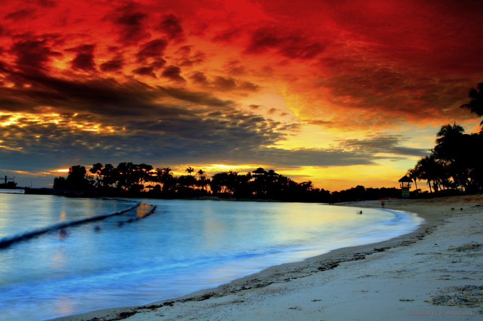 sentosa palawan beach sentosa island singapore