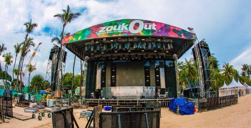 Zouk Out Party